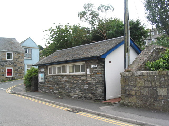 Public conveniences, Fore Street, Newlyn
