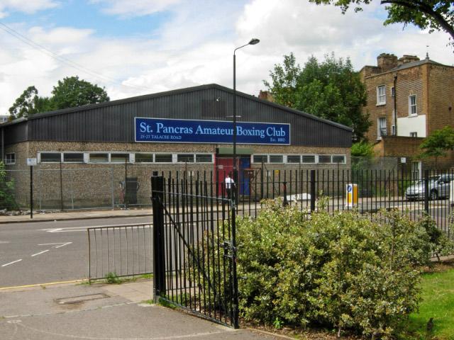 St Pancras Amateur Boxing Club