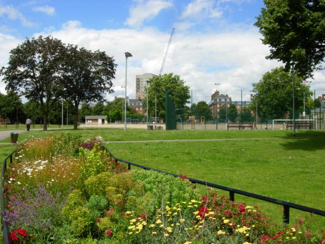 Talacre Gardens, Kentish Town