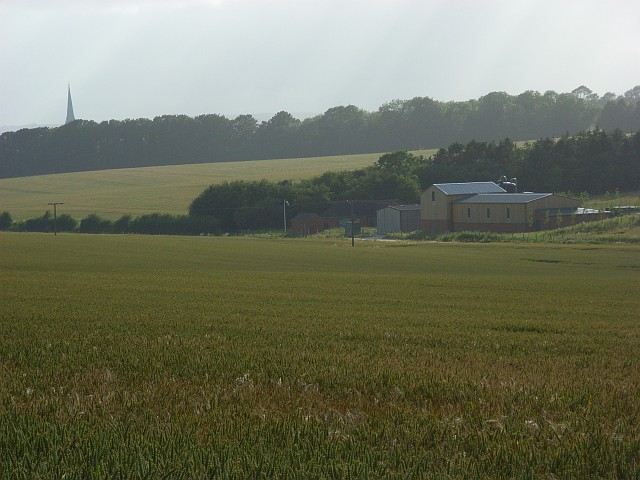 Barns, Clarendon Park