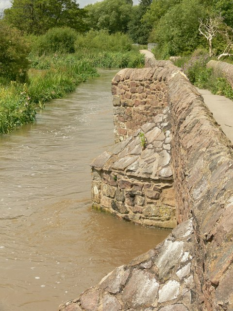 Packhorse Bridge, Aylestone