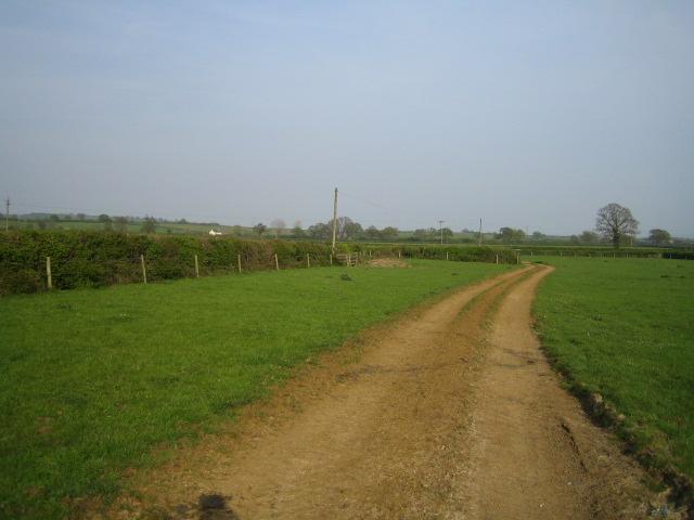 Footpath near Quainton