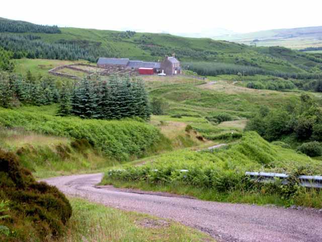 Lochorodale and Lochorodale Forest
