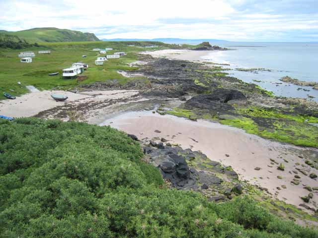 Macharioch Bay