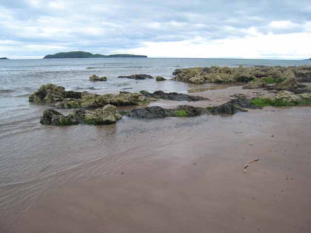 Eastern end of Macharioch Bay