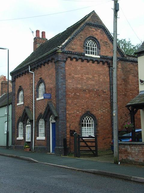 Methodist church, Higham on the Hill
