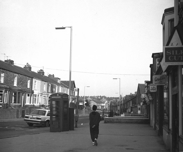 Gisburn Road, Barnoldswick (1)