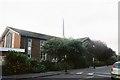 SZ0895 : Ensbury Park: parish church of St. Thomas by Chris Downer