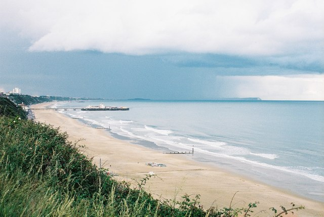 Storm brewing over Bournemouth