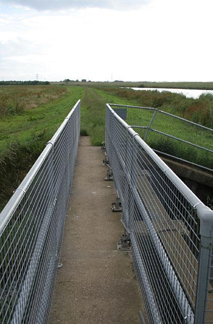 Trentside footpath
