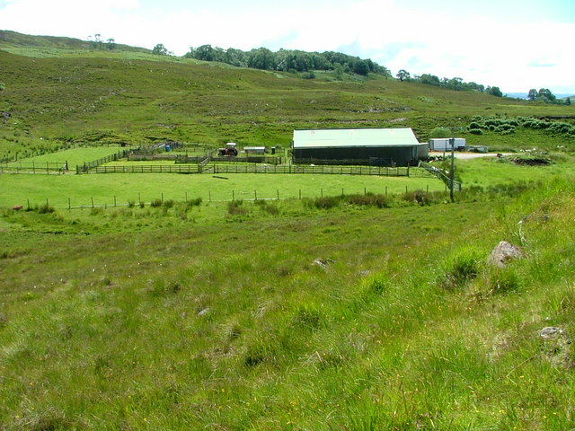 Farm Building at Couldoran