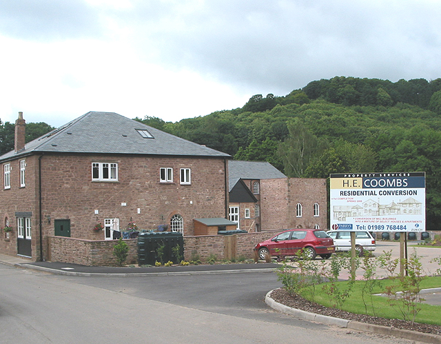 Residential conversion from mill buildings