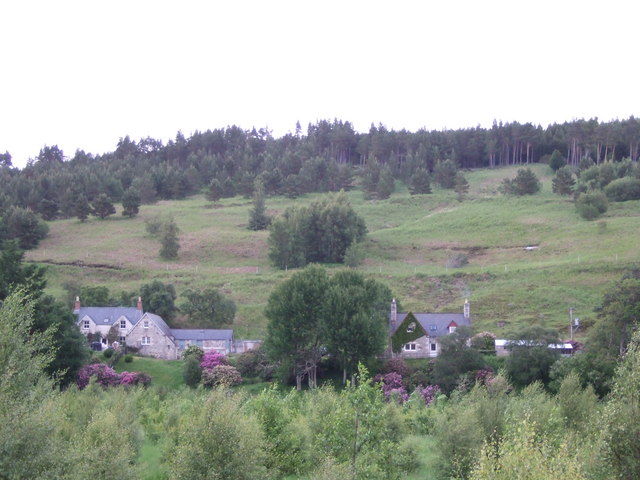 Balnacoil Hill