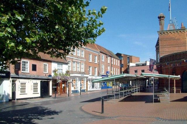 Market Place, Wokingham