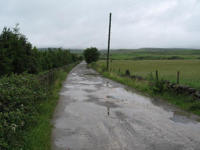 Croston Close Road