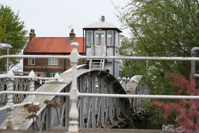 Swing Bridge, Cawood