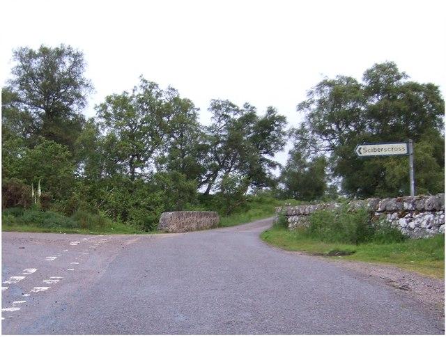 Sciberscross junction