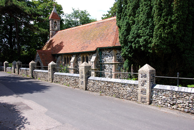 St. Mildred's church, Acol, Thanet, Kent