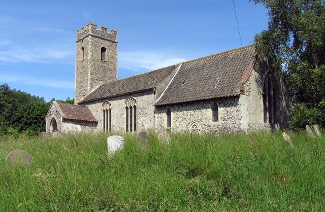 St Andrew, Attlebridge, Norfolk