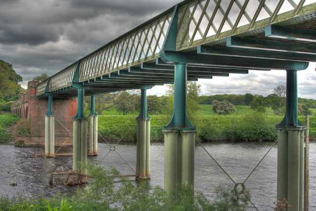 Aldwark Toll Bridge