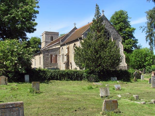 All Saints, Weston Longville, Norfolk