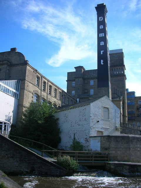 Damart Mill (Bowling Green Mills)