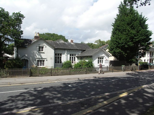 The Old School House, Highcliffe