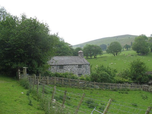 Tan-y-graig - a former farmhouse