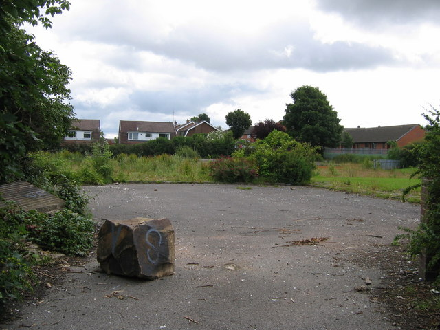 Brownfield Site awaiting development