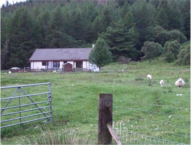 The Kerrow; a woodside cottage
