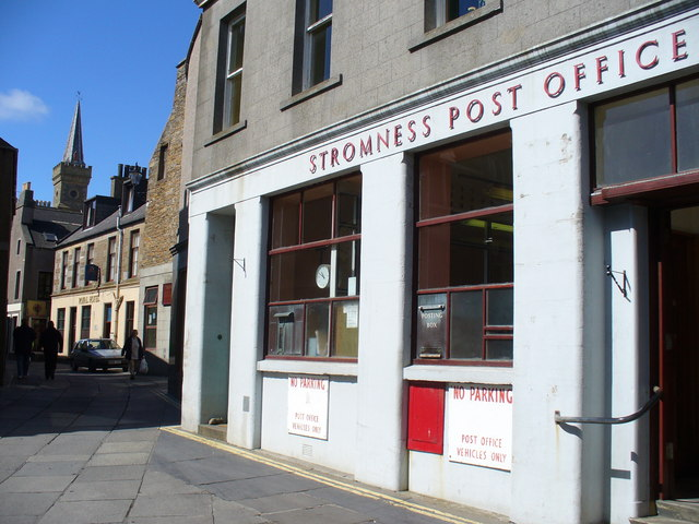 Stromness Post Office