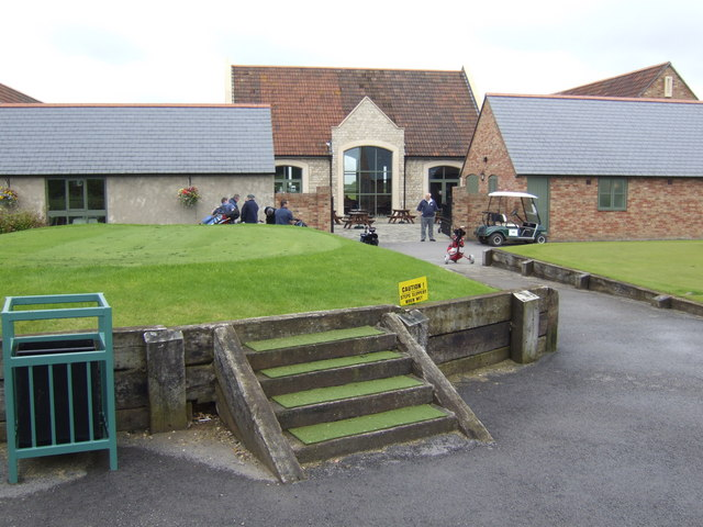 The Clubhouse at The Players Golf Club