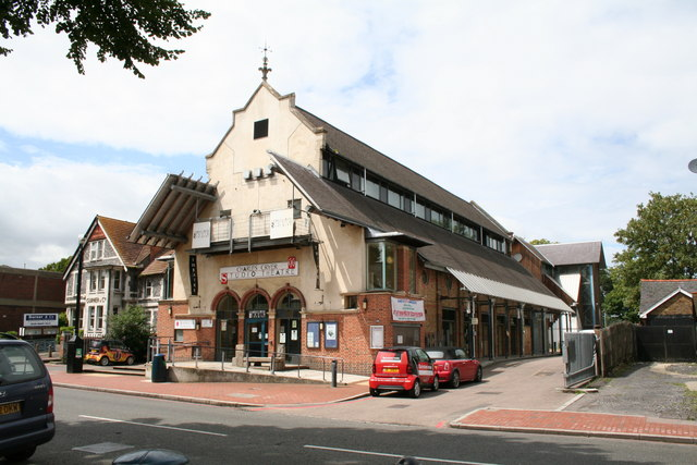 Charles Cryer Studio Theatre, Carshalton, Surrey