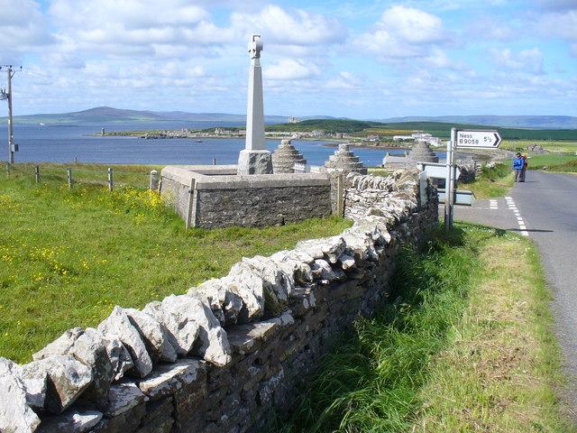War Memorial at Elwick