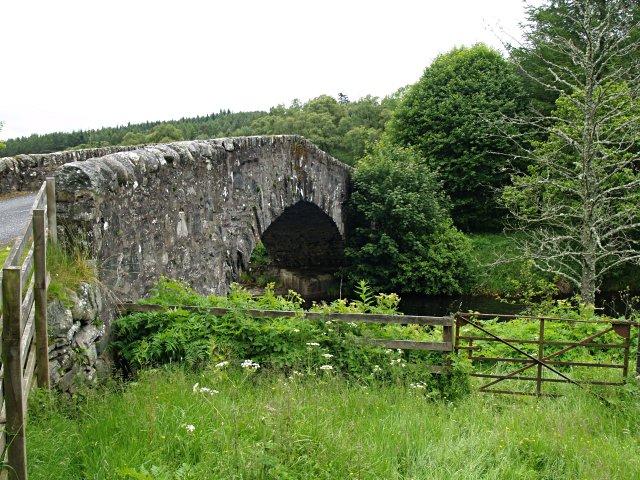 Bridge, Pitcarmick