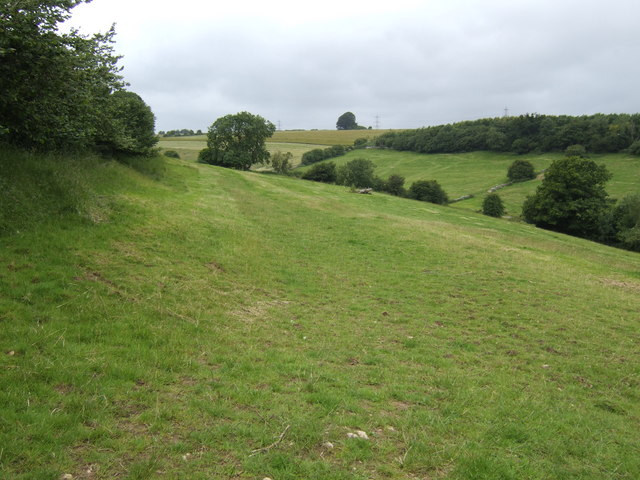 South Cotswold valley
