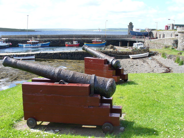 Shapinsay Harbour