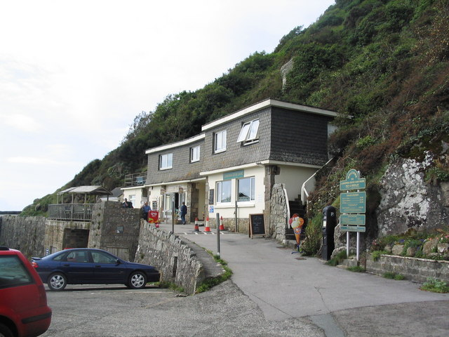 Lamorna Cove Cafe