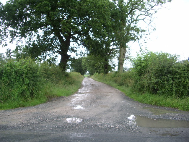 The road to Little Westfield