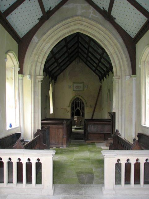 St Nicholas church, Buckenham