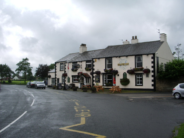 "The ""Grapes Inn"" Goosnargh"
