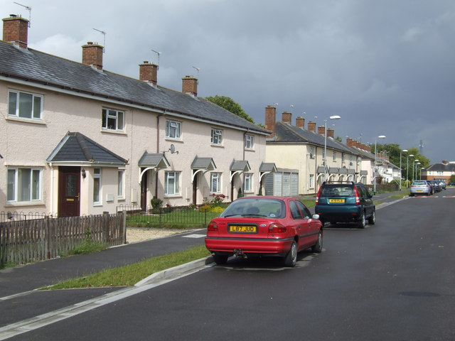 Imber Avenue, Amesbury