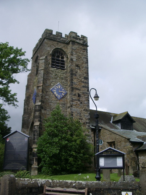 The Parish Church of St Mary the Virgin, Goosnargh