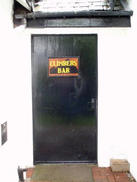 The Climbers Bar