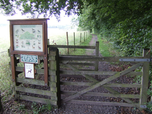 Footpath from Firsdown