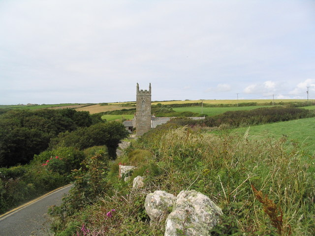 Church of St Levan