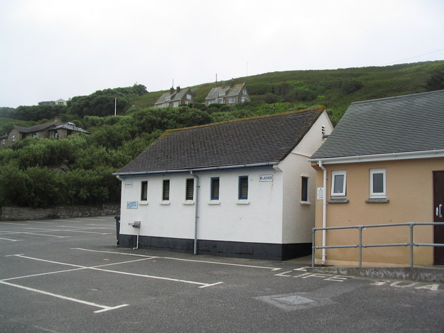 Public conveniences, Sennen Cove