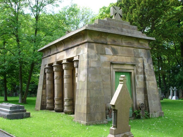 Gillow Mausoleum