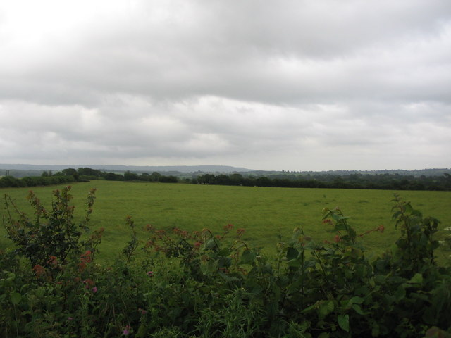 Farmland off the A361