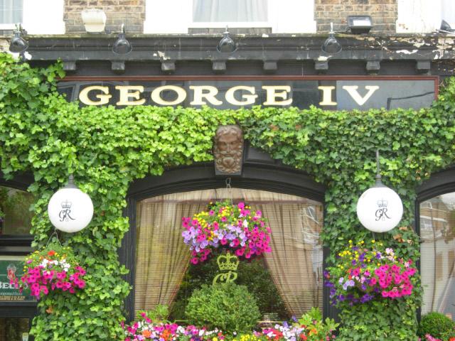 George IV, Kentish Town